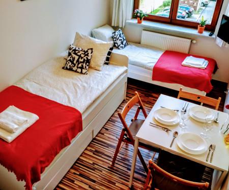 Bérelhető szobák - Varsó-Mokotów