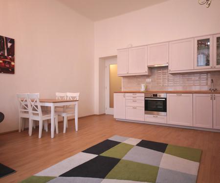 Wohnung zu vermieten - Prag 8 - Palmovka