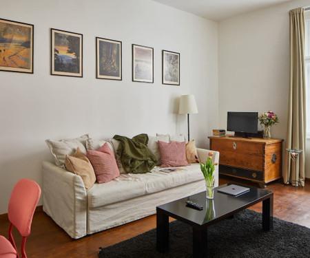 Flat for rent  - Prague 10 - Zizkov
