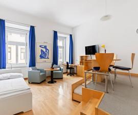 Byt k pronájmu - Vídeň-Leopoldstadt, 1+kk