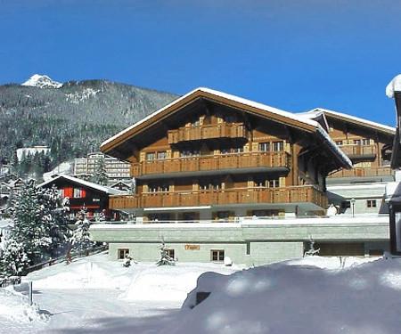 Apartamento para arrendar  - Grindelwald