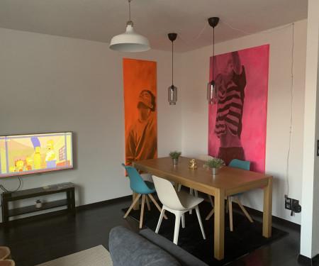 Apartamento para arrendar  - Prague 7 - Holesovice