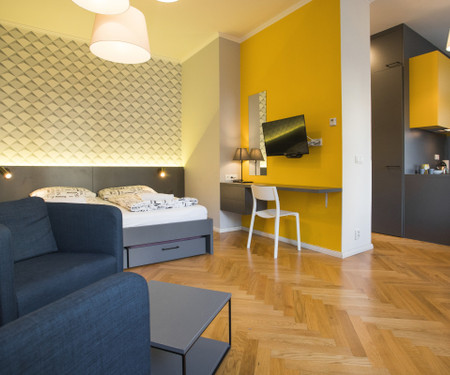 Bérelhető lakások - Prága 5