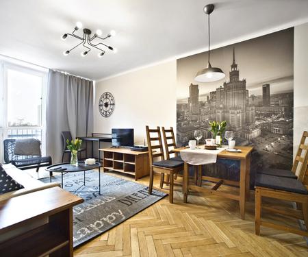Apartamento para arrendar  - Warsaw-Wola